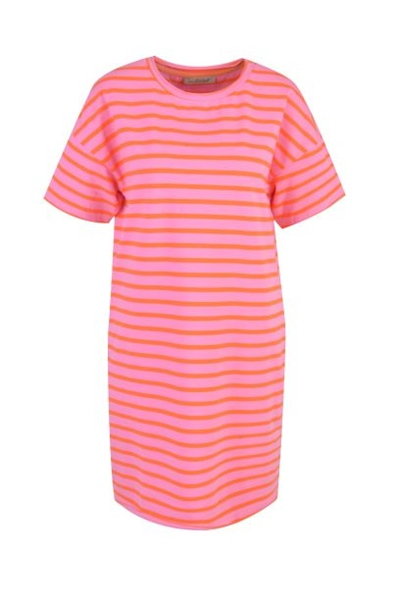 Smith & Soul Striped Jersey Kleid