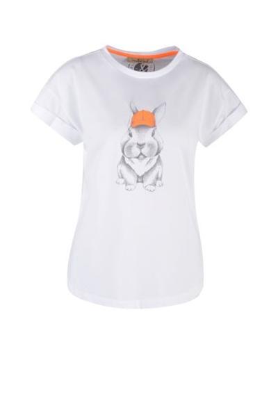 Smith & Soul Organic T-Shirt Hasi Print