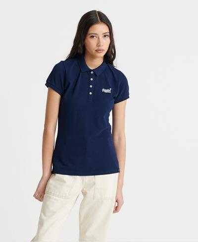 SUPERDRY Polo Shirt Damen