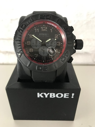 KYBOE!  Black Stealth