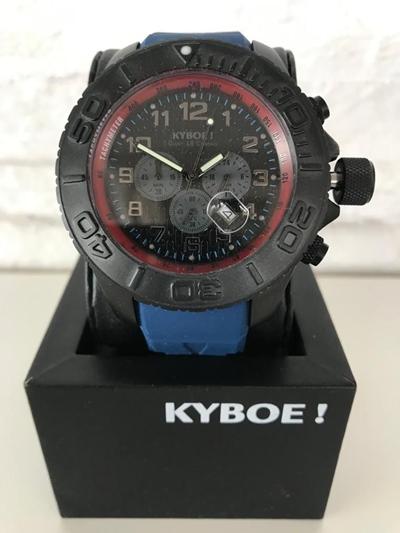 KYBOE!  Blue Steel
