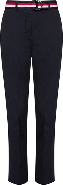 TOMMY HILFIGER Cotton Tencel Slim Pant
