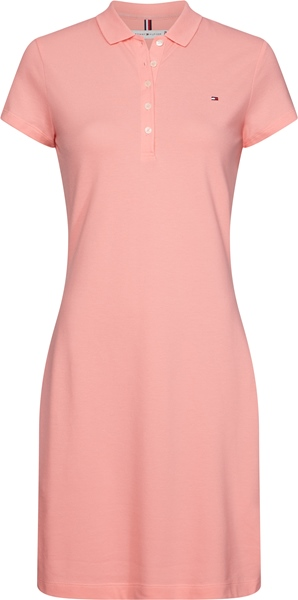 TOMMY HILFIGER Slim Polo-Kleid Damen