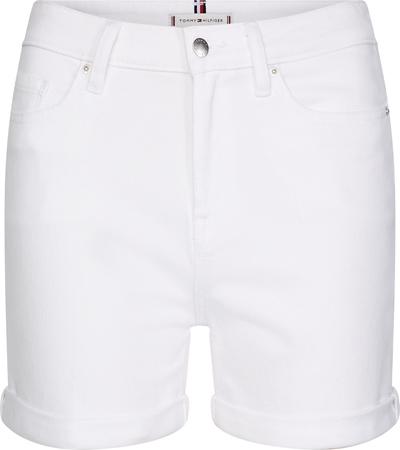 TOMMY HILFIGER Slim Fit Jeans-Shorts