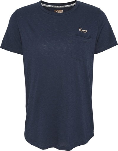 TOMMY JEANS Pocket Detail T-Shirt