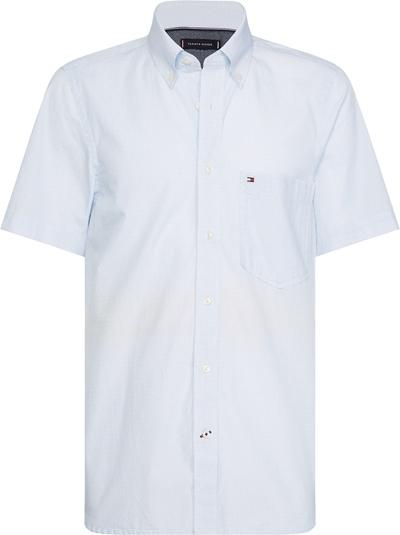 TOMMY HILFIGER Slim Fit Kurzarm-Hemd