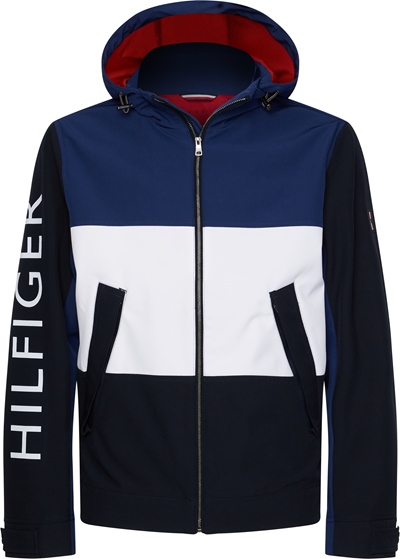 TOMMY HILFIGER  Hooded Blouson