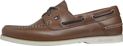 TOMMY HILFIGER Classic Leather Boatshoe