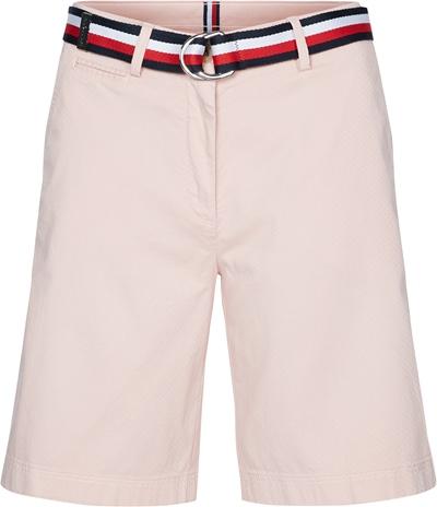 TOMMY HILFIGER Bermuda-Shorts mit Gürtel