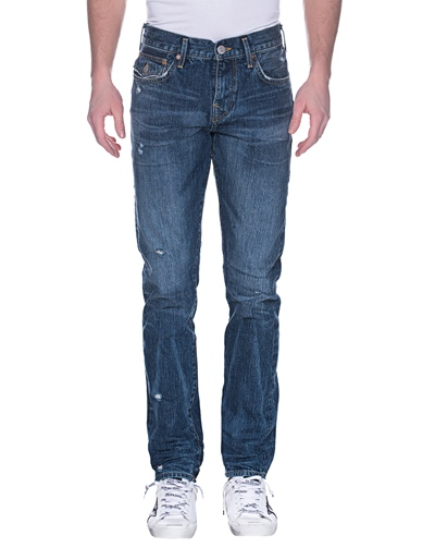 TRUE RELIGION New Geno Selvage Jeans