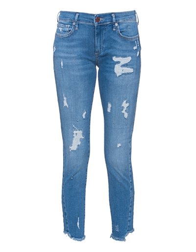 TRUE RELIGION Halle Special Blue Denim