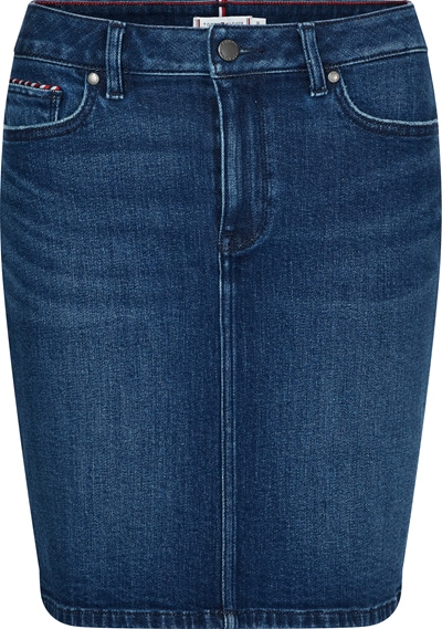 TOMMY HILFIGER Straight Fit Jeans-Rock