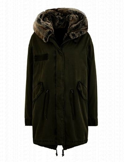 BLONDE No.8 Alice 310 Parka Damen