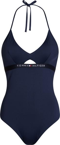 TOMMY HILFIGER Neckholder Badeanzug