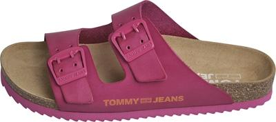 TOMMY JEANS Flache Color Block Sandale