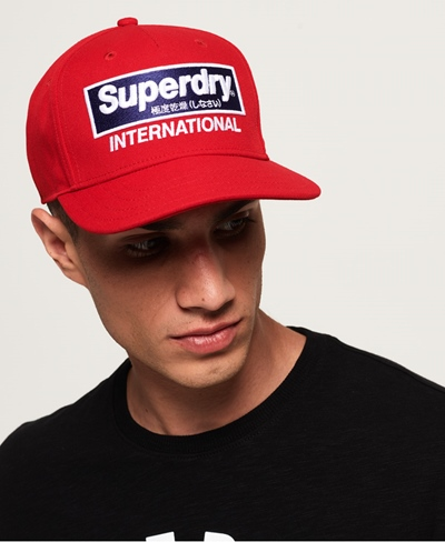 SUPERDRY International B-Boy Cap
