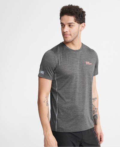SUPERDRY Training T-Shirt Herren