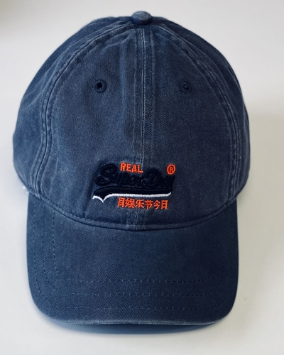 SUPERDRY Orange Label Wash Twill Cap