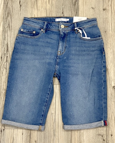 TOMMY HILFIGER Jeans Bermuda Damen