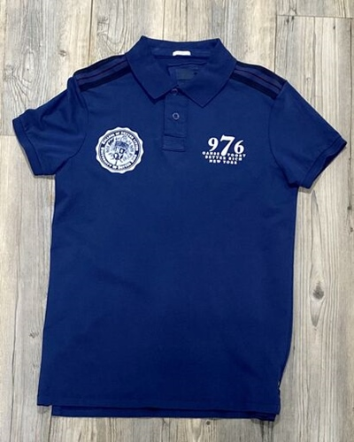 BETTER RICH Polo College Herren