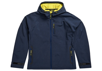 SUPERDRY Hooded Softshell Jacke Herren