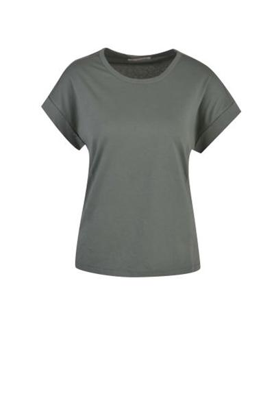 SMITH & SOUL Tshirt Woven back Damen