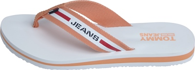 TOMMYJEANS Chunky Tape Flat Beach Sandal