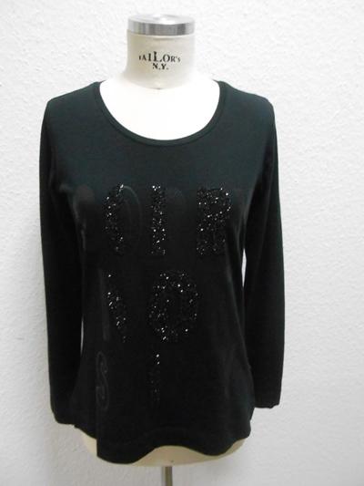 MILANO ITALY Langarm-Shirt Damen
