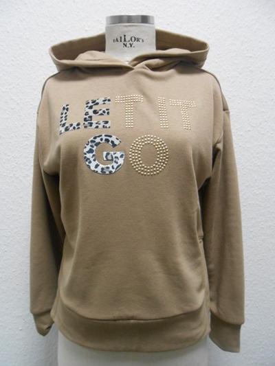 MILANO ITALY Sweatshirt Damen