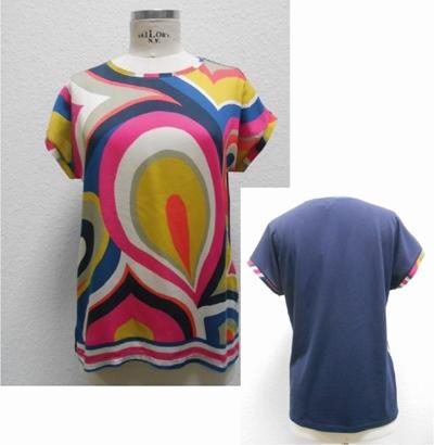 MILANO ITALY T-Shirt Damen