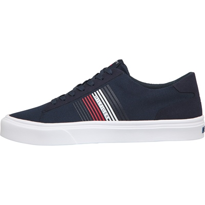 TOMMY Lightweight Stripes Knit Sneaker