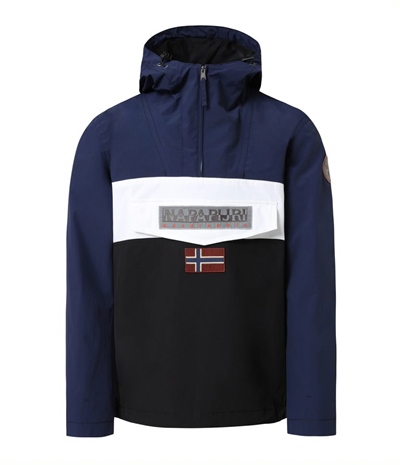 NAPAPIJRI Jacke Rainforest S Block