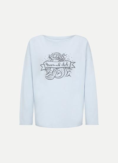 JUVIA Fleece Sweater Mermaid Club Damen