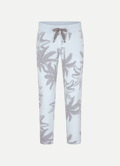 JUVIA Devoré Palms Trousers SF Damen