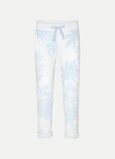 JUVIA Fleece Trousers Turn-Up Palms