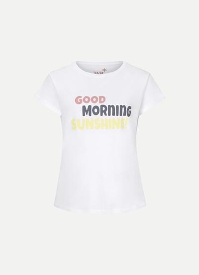 Washed CO Shirt Good Morning Sunshine