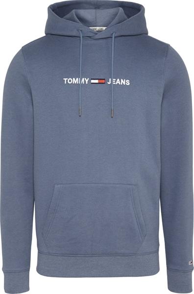 TOMMY JEANS TJM Straight Logo Hoodie