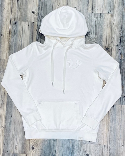 TRUE RELIGION  Hoody Heavy Fleece