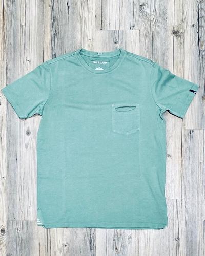 TRUE RELIGION Tshirt SS Pocket