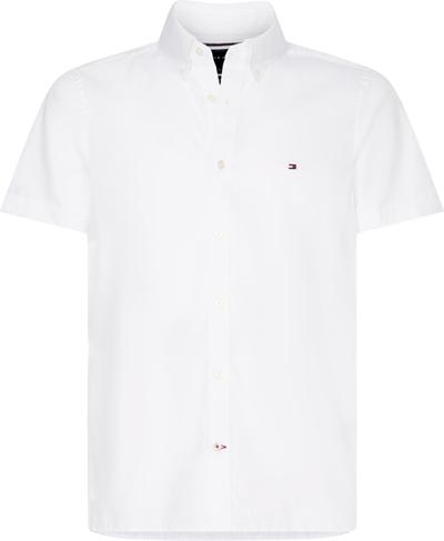 TOMMY HILFIGER Slim Fine Twill Shirt S/S