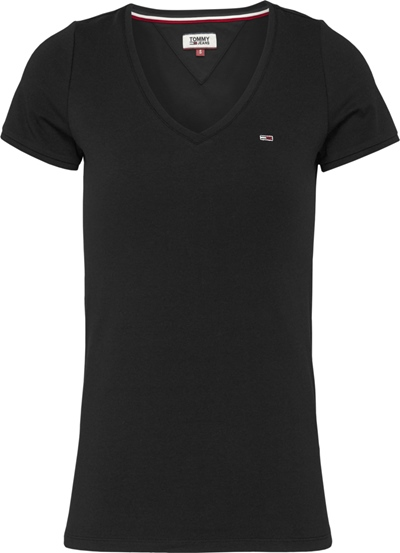 TOMMY HILFIGER Shortsleeve Stretch Tee