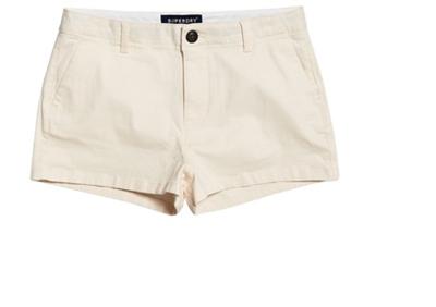 SUPERDRY Chino Hot Short Damen