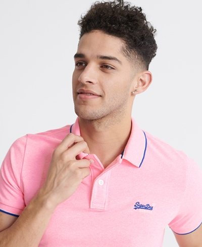 SUPERDRY POOLSLIDE PIQUE S/S POLO