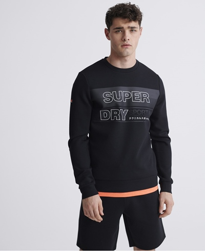 SUPERDRY GYMTECH GRAPHIC CREW