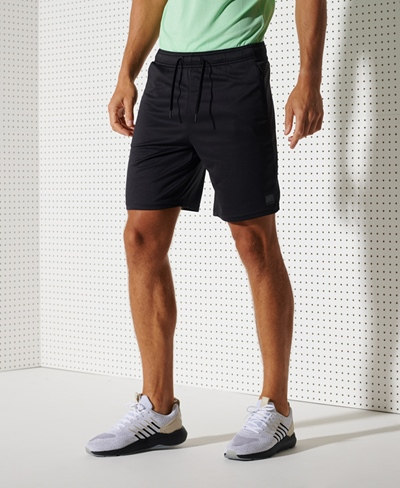 SUPERDRY Training Relaxed Shorts Herren