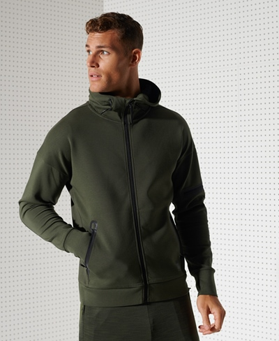 SUPERDRY  Training Gymtech Ziphood