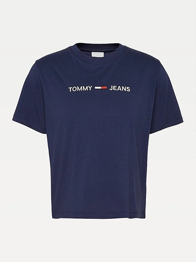 TOMMY JEANS  Modern Linear LogoTee