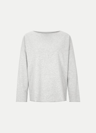 Juvia  Fleece Sweater Oversized