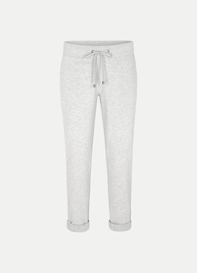 JUVIA Fleece Trousers Turn -Up
