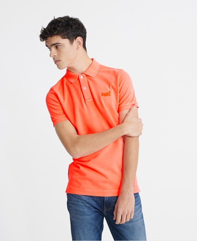 SUPERDRY VINTAGE DESTROY S/S POLO